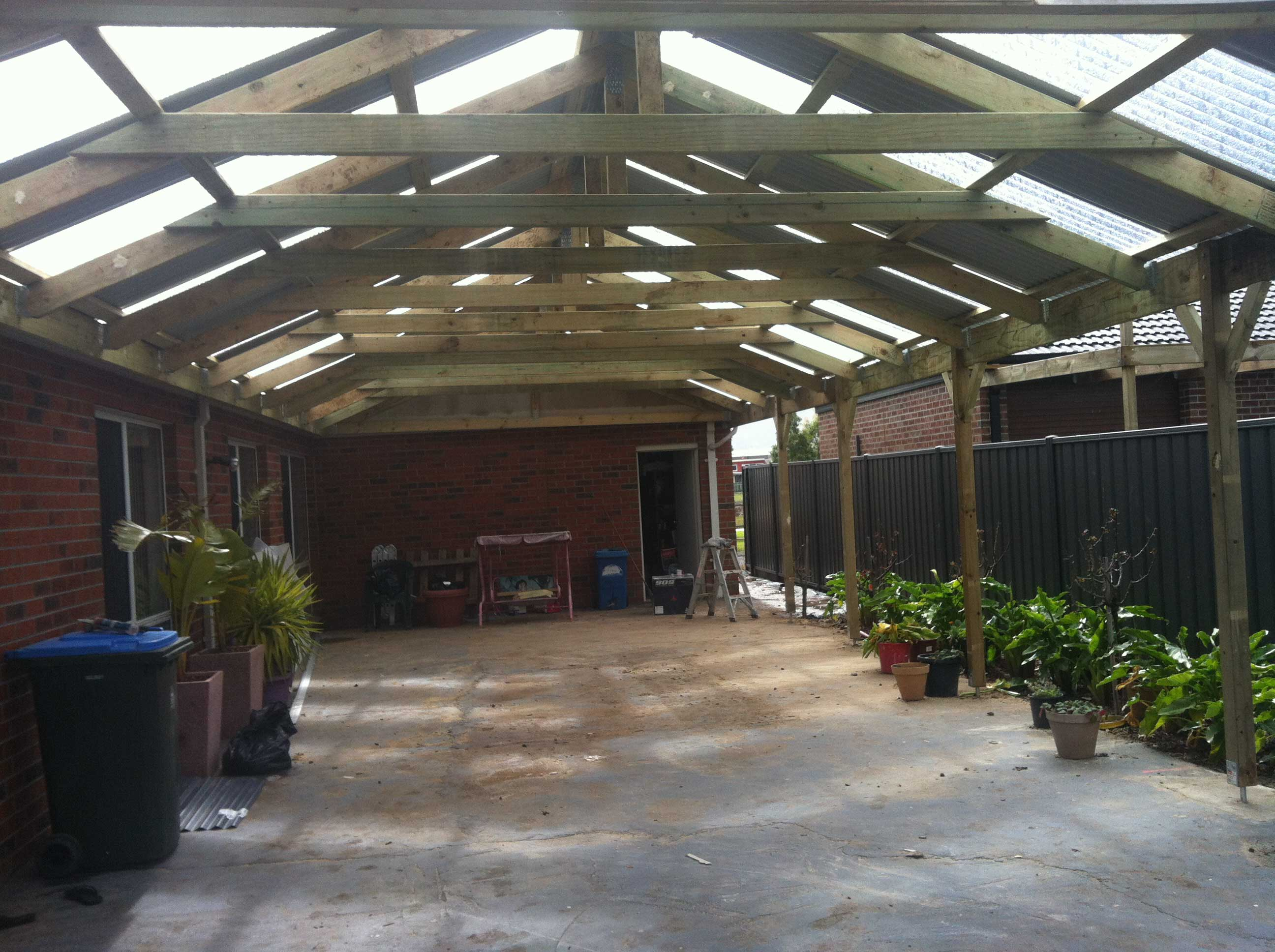 Roof Design Ideas: Peri Construction ServicesBuilding Pergolas In Australia